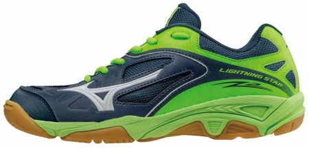 Mizuno Lightning Star Z2  Blå/grønn Junior