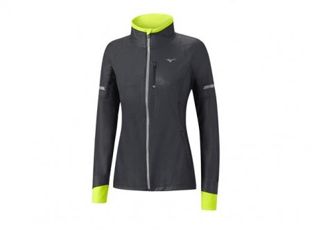 Mizuno Static BT WP Jacket, Dame