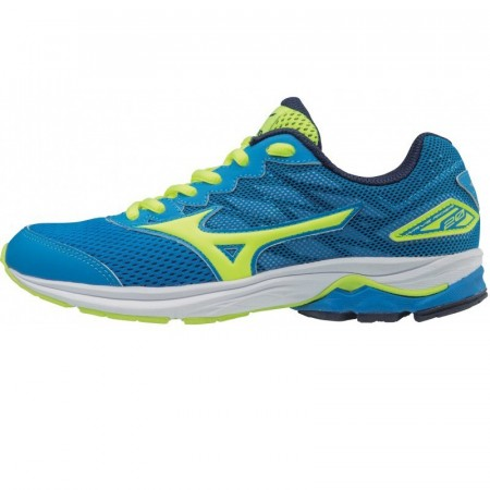 Mizuno Waverider 20 JR Blå