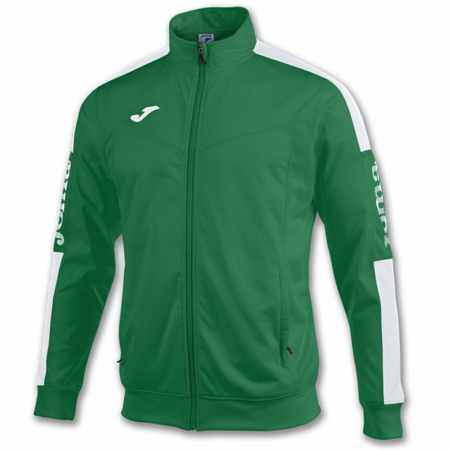Champion IV Jakke Green Medium/White