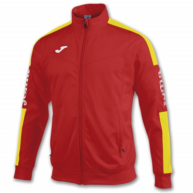 Champion IV Jakke Red/Yellow