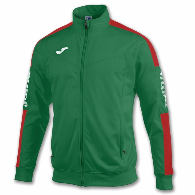 Champion IV Jakke Green Medium/Red