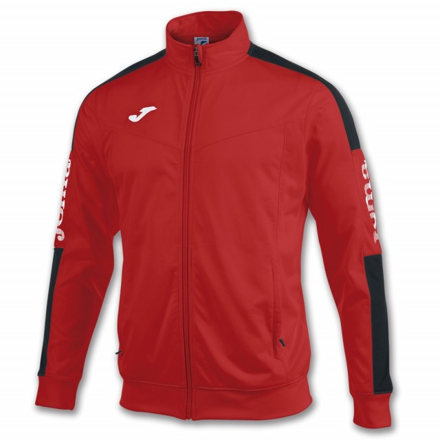 Champion IV Jakke Red/Black