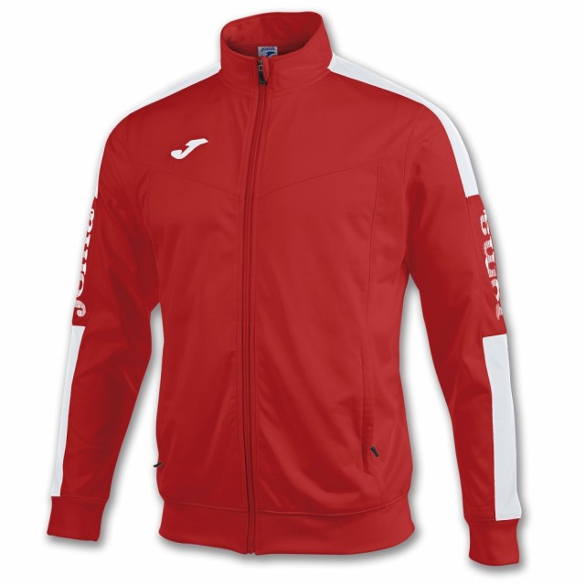 Champion IV Jakke Red/White