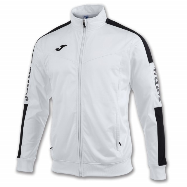 Champion IV Jakke White/Black