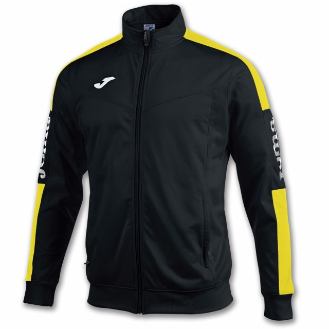 Champion IV Jakke Black/Yellow
