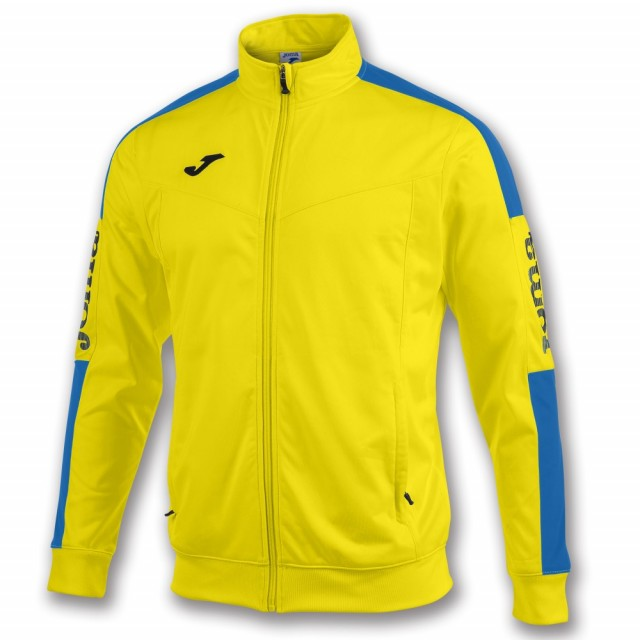 Champion IV Jakke Yellow/Royal